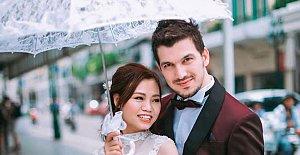 Bartın#039;a Vietnamlı Gelin