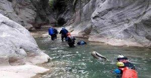 Kayıp Doktor, Valla Kanyonu'ndan 4 gün sonra çıktı