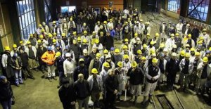 Madenciler Grev Hazırlığında