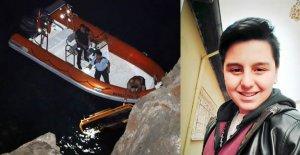 Tatil için gittiği Antalya'da Falezlerden düşüp öldü