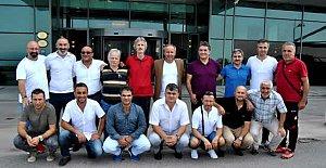 TMVFL Batı Karadeniz Bölge Toplantısı Yapıldı