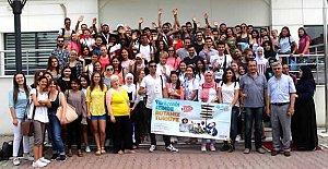 Türkoloji Projesi Kapsamında 150 Öğrenci Bartın'da