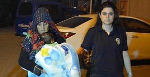 Üvey anne, 3 yaşındaki kızına şiddet iddiasıyla tutuklandı