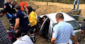 Feci Kazada Yaşlı Kadın Öldü, 4 kişi Yaralandı