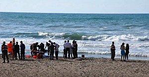 Üniversite öğrencisi denizde boğuldu