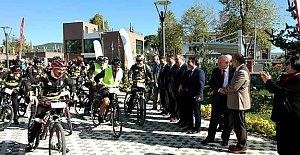 4.Bartın Bisiklet Festivali Başladı