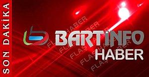 Bartın'da haraketli dakikalar yaşanıyor...