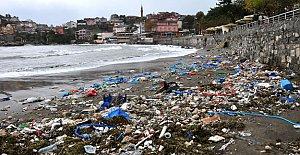 Burası Amasra Çöp Liman