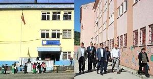 Deprem Güçlendirmesi için İki Okula 4 Milyon TL