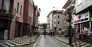 İskele Caddesi Tamam, Sıra Hendekyanı'nda