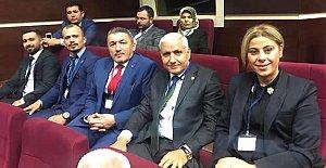 Kalaycı, 118.İl Başkanları Toplantısında