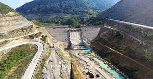 Kirazlıköprü, 31 Bin Dekar araziyi sulayacak