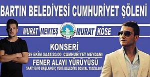 Murat Menteş ve Murat Köse Sahne Alacak