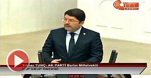 Tunç, CHP Önerisi Hakkında Konuştu