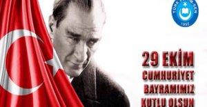 Türk Eğitim Sen'den 29 Ekim Mesajı