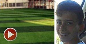 14 yaşında halı sahada kalp krizinden öldü