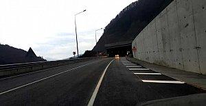 Kirazlıköprü Baraj Yolu Açıldı