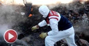 Komşuda Yangın Faciası: 5 Kayıp