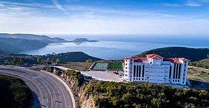 Türkiye'nin Manzarası En Güzel Okuluna Yurt