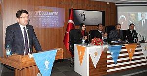 Amasra Topçu'ya, Ulus Karakaya'ya Emanet