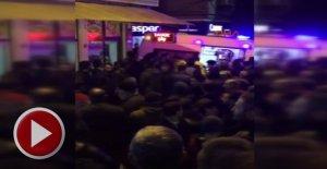 50 Kişi Kahvehane Bastı: 8 Gözaltı