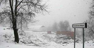 Kayıp 5 Kişilik Aileden İz Yok, Kar 20 cm