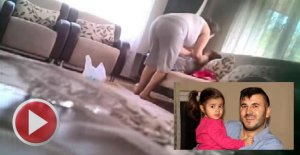 Kızına Kavuştu