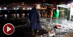 Batı Karadeniz#039;de Şiddetli Fırtına