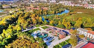 Parklar, 2017'ye Damga Vurdu