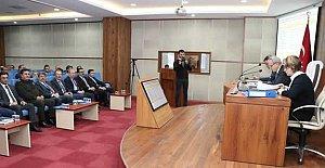 Yılın İlk Koordinasyon Kurulu Toplandı