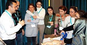 Bartın'da 48 Sağlık Çalışanına NRP Eğitimi