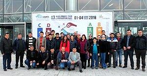 Bartınlı Önder Çiftçiler İzmir'de