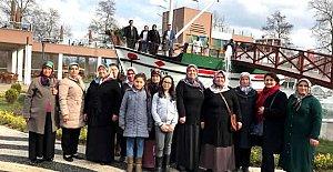 Başkan'dan Köylü Kadınlara Bartın Gezisi