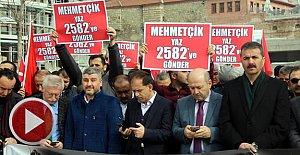Memur-Sen'den Mehmetçik Vakfı'na destek