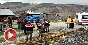 Odunluk kavgasında katliam: 4 Ölü, 5 Yaralı