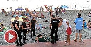 Plajda bira içen iki kadın doktora kesilen para cezası iptal edildi