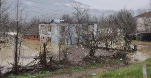 Baraj Sahasındaki 38 Ev Yıkılacak