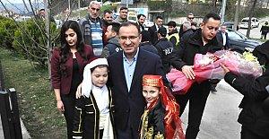 Bozdağ, Bartın#039;dan Kılıçdaroğlu#039;na...