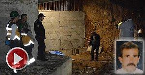 İnşaatın 5'inci katından düşen işçi öldü