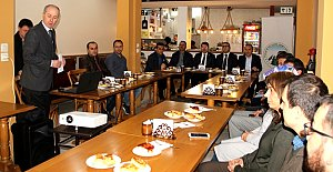 Ulus'ta Proje Tanıtım Toplantısı