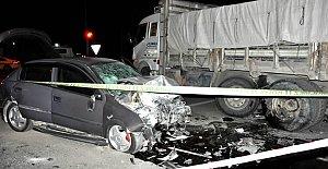 Bartın#039;da Feci Kaza: 2 ölü,...