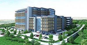 400 Yataklı Devlet Hastanesi Start Alıyor