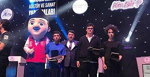 Bartınlı Gençler Türkiye 2.si Oldu