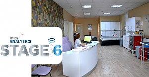 Devlet Hastanesine HIMSS Emram 6 Belgesi