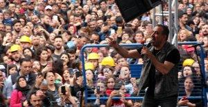 Haluk Levent'e 1 Mayıs Konseri için 76 bin 500 TL