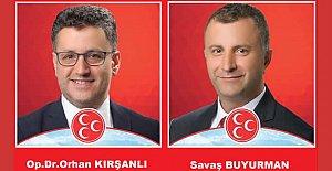 MHP Adayları Ankara'da Törene Katıldı