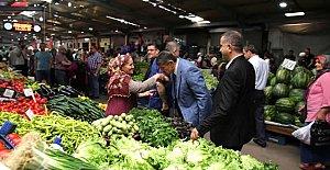 MHP Adaylarına Yoğun İlgi
