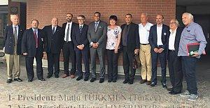 Türkmen'e Tarihi Görev