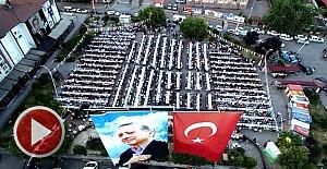 Ak Parti#039;den 4 Bin Kişiye İftar