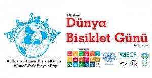 Dünya Bisiklet Günü Kutlanacak